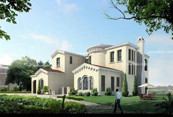 中国十大豪宅别墅外观图片欣赏
