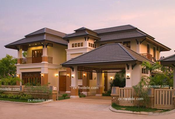 房屋外形设计图片欣赏