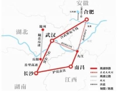 广州到合肥的高铁