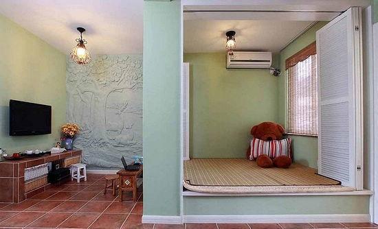 50平小户型逆天改成2室2厅