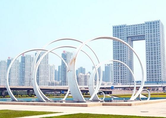 银帆广场新海洋公园