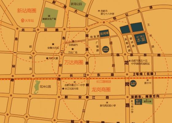 合肥3d街景地图