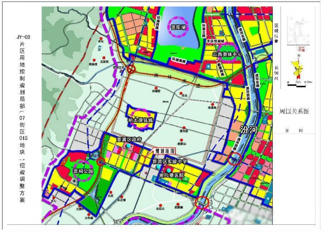卫辉市市区未来规划图
