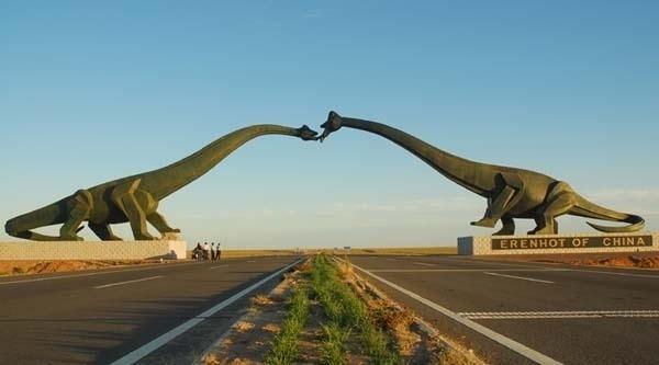 内蒙古二连浩特最有可能成为鬼城