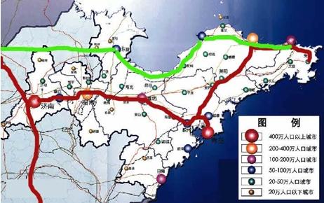 如此,在山东半岛城市群内部,以青岛等城市为中心的都市圈正在加速形成