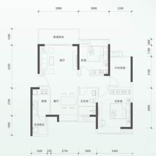 二期洋房E5单元