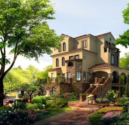 微式小别墅设计图
