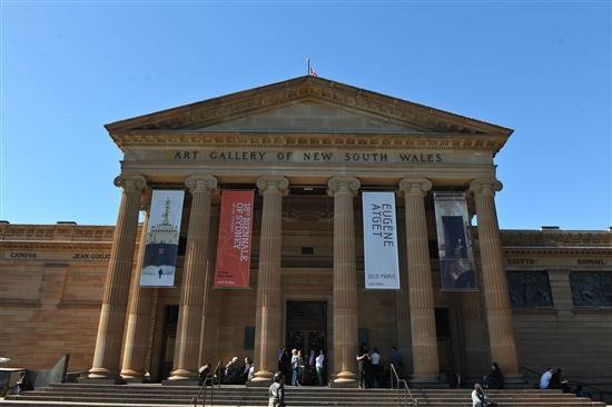 美国旧金山亚洲美术馆 世界著名博物馆建筑 日本东京都现代美术馆