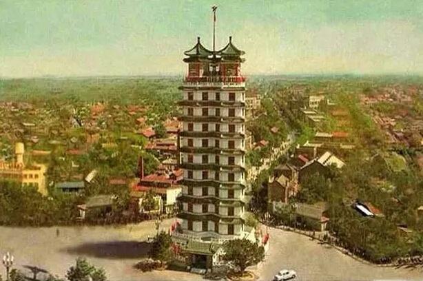 二七纪念塔你还记得黄河吗?