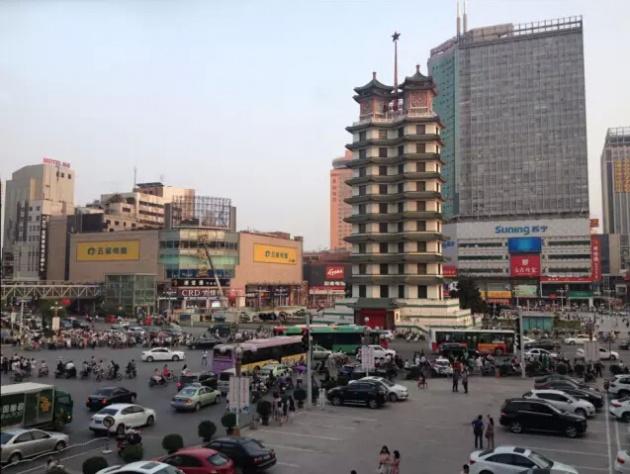 郑州老了!二七纪念塔你还记得黄河吗?