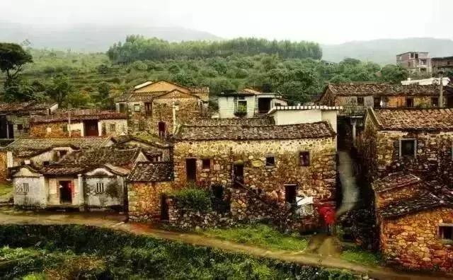 福建人造的几种怪房子