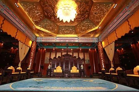 百亩宫殿10亿家具赛亲王图片
