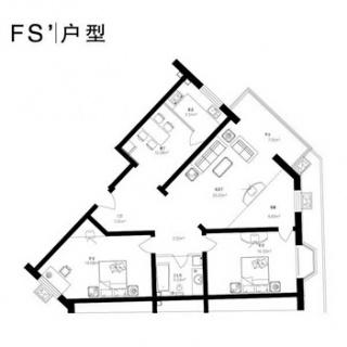 FS'户型