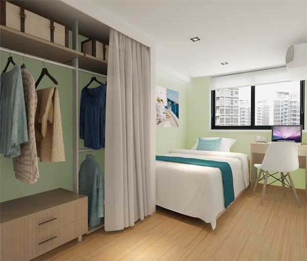 最新loft公寓装修效果图大全