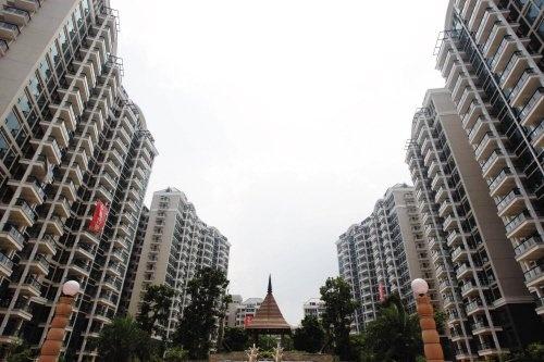 英媒深度解析:中国未售商品房面积接近新加坡