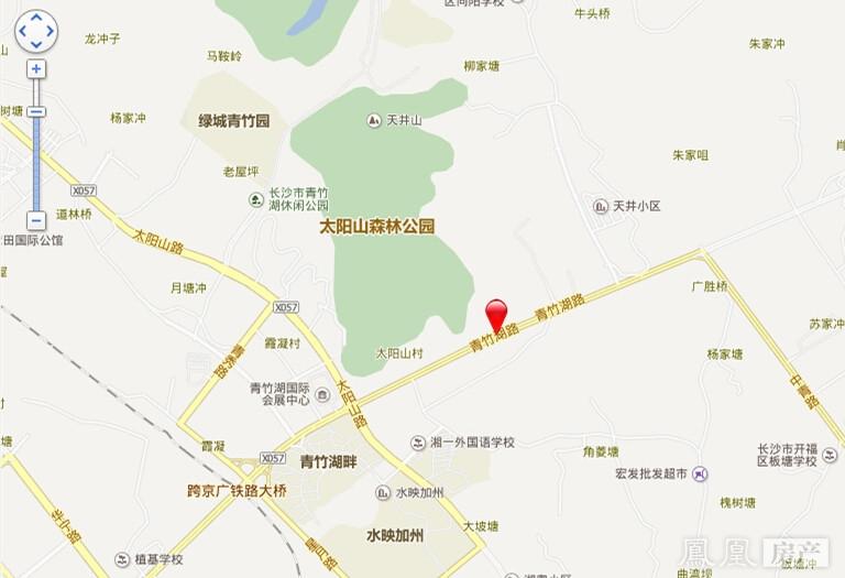 青竹湖曦园天骄周边配套4