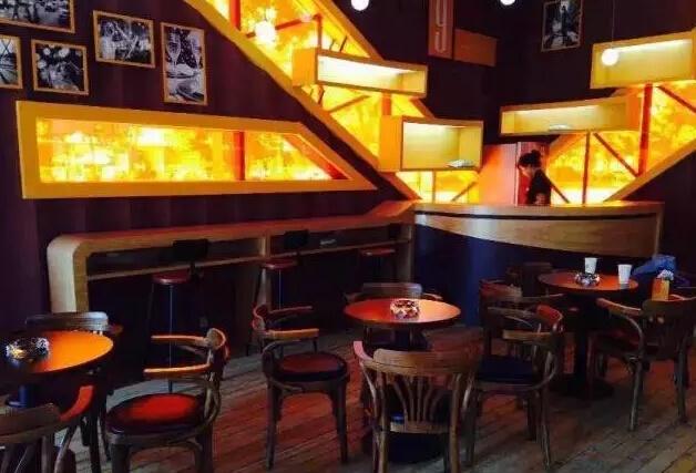 蒙古酒吧设计风格