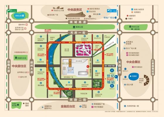 地图 户型 户型图 平面图 560_400
