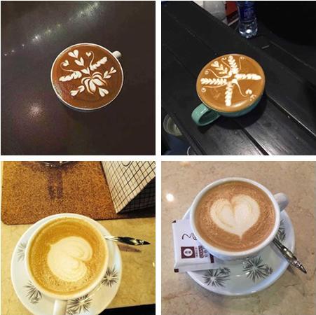 世界咖啡拉花亚军助阵重庆首席创咖俱乐部 ——凤凰