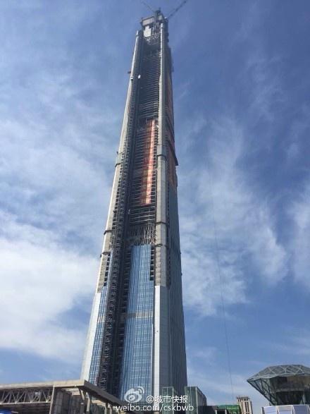 作为本市顶级定位的高端写字楼,天津高银117大厦的预计租金达200元/平方米/月左右。