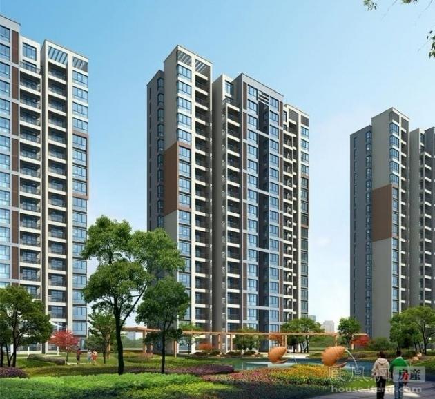 旭日爱上城在售8号楼4.8米voho挑高公寓
