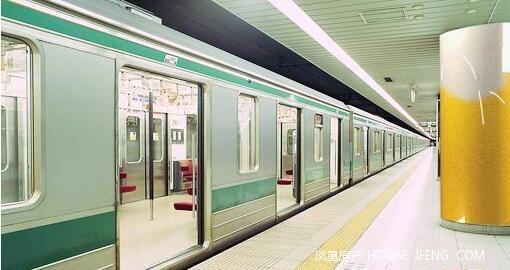 青岛地铁站20年前就建成 1号线开建后重新启用