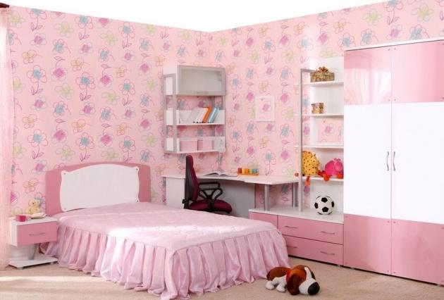 选儿童房壁纸颜色的注意事项