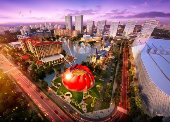 广州万达城