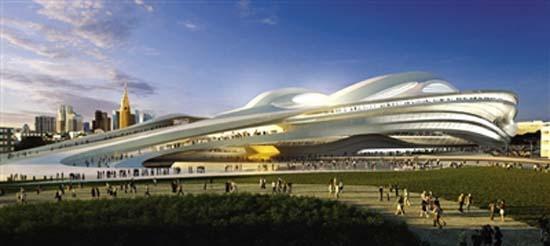 致敬大师:著名女建筑设计师扎哈·哈迪德去世 再读9件