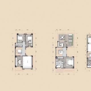 别墅B户型