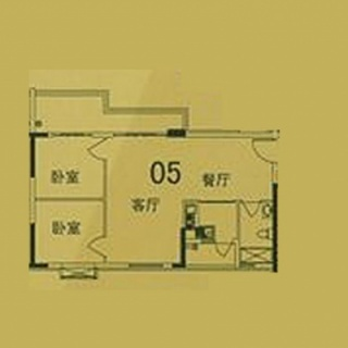 4栋(F3)05单位户型图