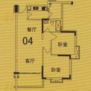8#04户型图