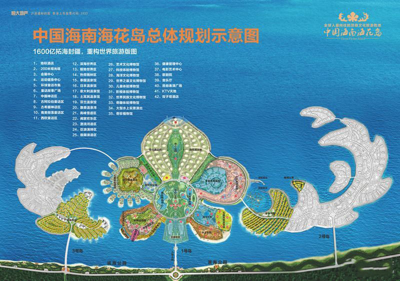 中国海南海花岛-楼盘详情-凤凰房产广州