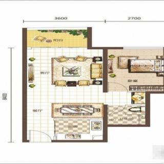 公寓户型5