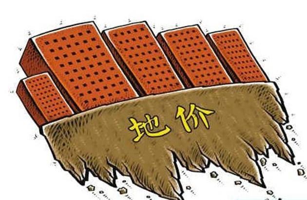 壹线城镇土地供应增添以 跟着轨道提交畅通去县城拿