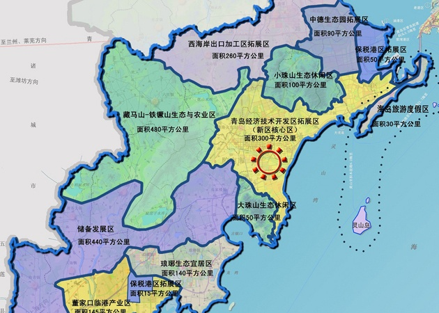 记者从青岛西海岸新区获悉