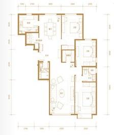 5号楼3-D户型