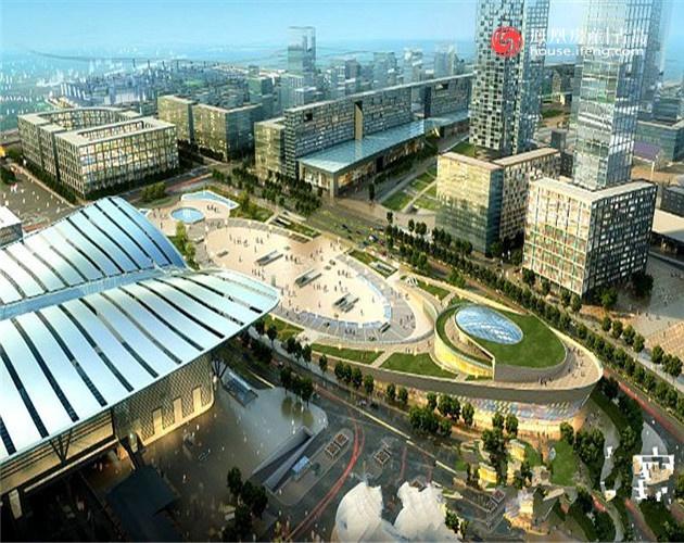 这些青岛新地标性建筑 你知道几个?