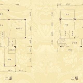 独栋别墅B户型
