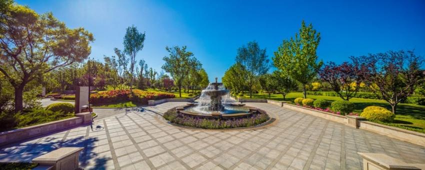 繁华中,享一方静谧—63000平米欧洲新古典园林