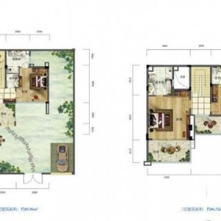 别墅户型图A1