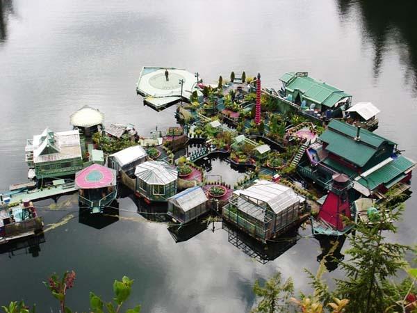 外国夫妇买不起房买荒岛 25年改造完美家园 - 子泳 - 子泳WZ的博客