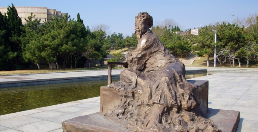 全球雕塑家即墨打造雕塑园 将成青岛旅游新地标