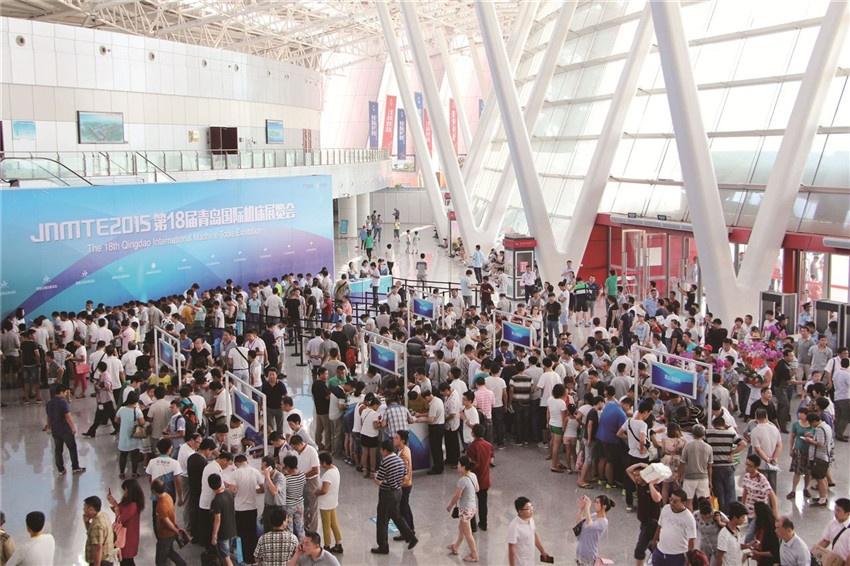 目前,青岛市在崂山区,即墨市,高新区,西海岸新区纷纷布局重大会展项目