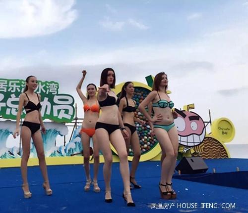 活动亮点三:水上飞人,海上表演  引爆海陆空狂欢嘉年华  来清水湾海岛