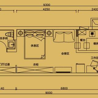 格调公寓21-23层户型