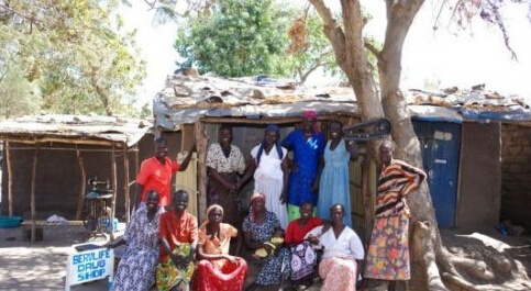北京姑娘嫁非洲农民吃尽苦头 没房睡树下 - 子泳 - 子泳WZ的博客