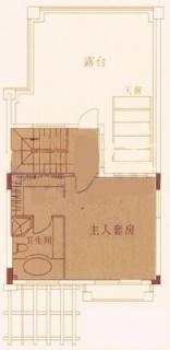 CII型别墅三层