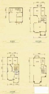 二期坡地别墅D型