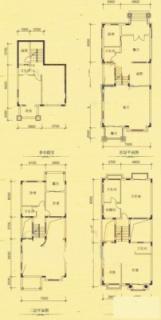 二期坡地别墅G型